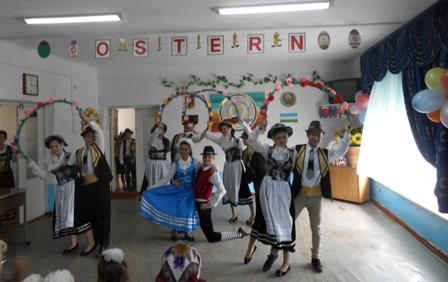20 апреля при поддержке программы GIZ / BMI в культурных центрах немцев Узбекистана состоялось празднование светлого праздника Пасха
