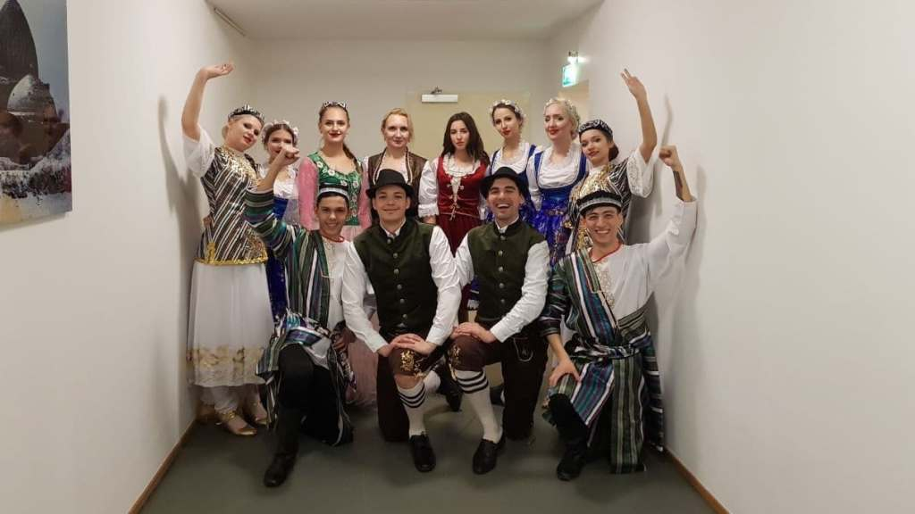 Unvergesslicher Auftritt Wiedergeburt Usbekistandeutsche